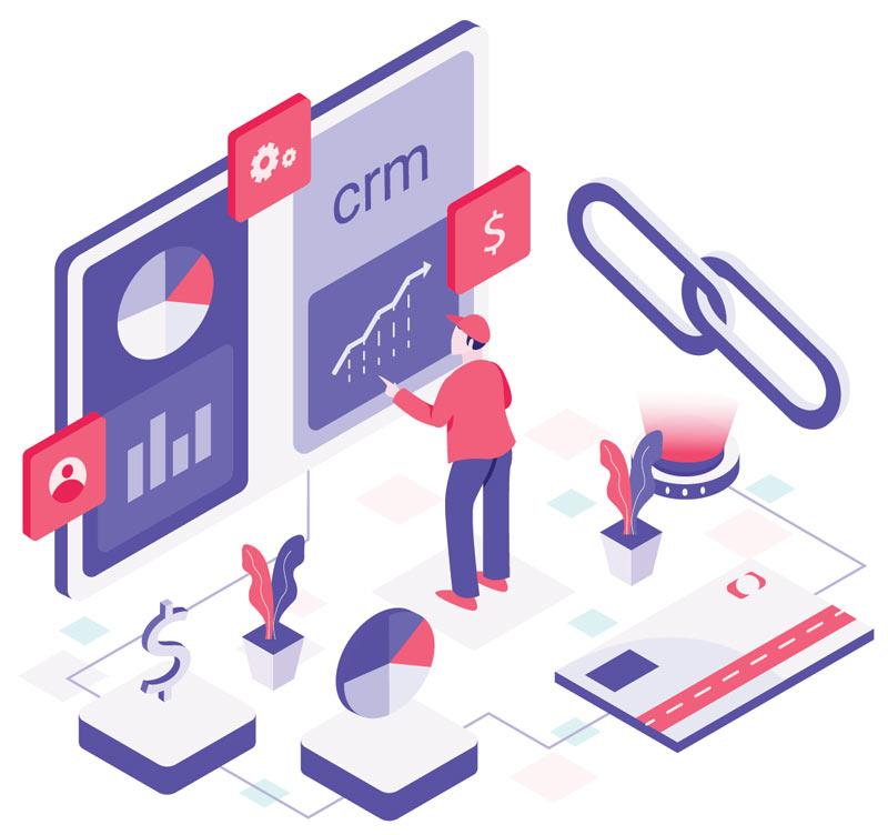 online crm programı b2b sistemi crm yazılımı